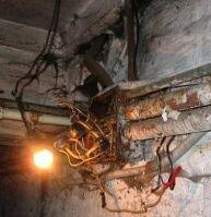 Замена старой электропроводки