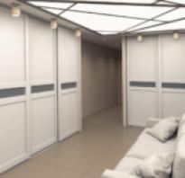 Раздвижные фасады для шкафов