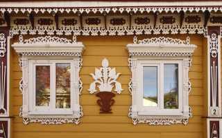 Изготовление наличников на окна своими руками