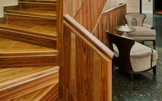 Варианты дизайна лестницы в коттедже