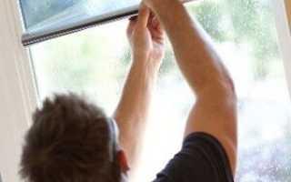Зеркальная тонировка для пластиковых окон
