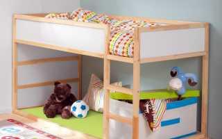 Икеа детские кровати двухъярусные