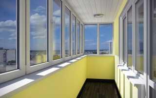 Как узаконить остекление балкона