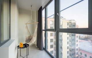 Чем лучше застелить пол на балконе