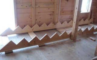 Деревянные лестницы своими руками видео