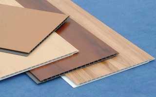Можно ли покрасить пластиковые панели?