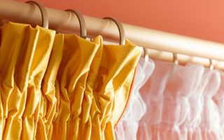 Как пришивать тесьму на шторах для крючков?