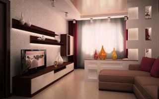 Как сделать красивый зал в квартире
