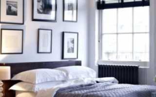 Шторы для маленькой спальни фото