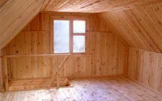 Как утеплить 2 этаж под крышей