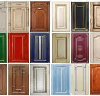 Что такое фасад шкафа