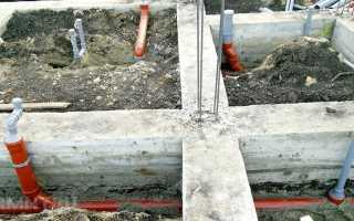 Схема устройства канализации в частном доме