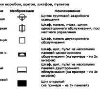 Монтажная схема электрической цепи