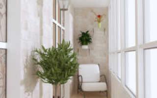 Как обустроить маленький балкон своими руками