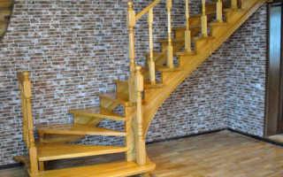 Деревянные лестницы видео