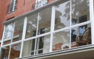 Панорамное остекление балкона плюсы и минусы