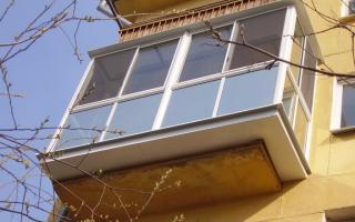 На сколько можно увеличить балкон по закону