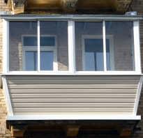 Стоимость остекления балкона под ключ