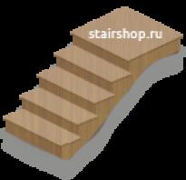 Житов расчет лестницы