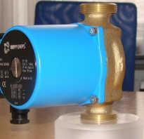 Установка двух циркуляционных насосов в систему отопления