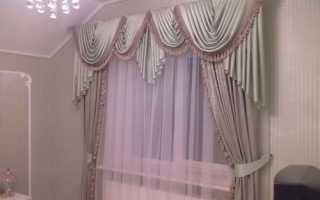 Как самой сшить шторы в спальню?