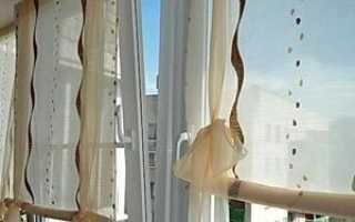 Липкая лента для штор как пользоваться?