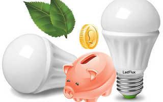 Светодиодные лампы – шаг в будущее