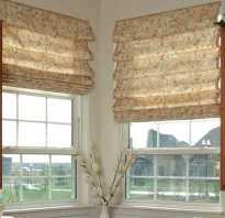 Как пошить римские шторы своими руками?