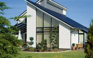 Постройка односкатной крыши своими руками