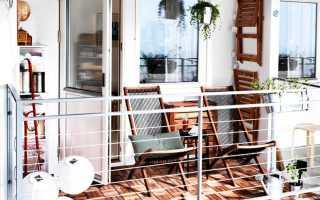 Идеи для маленького балкона фото