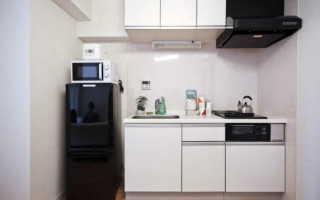 Можно ли ставить печь на холодильник