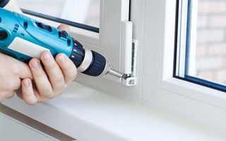Как вставить окна ПВХ своими руками