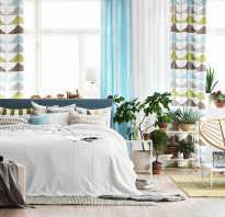 Как правильно выбрать шторы в спальню?