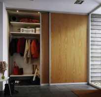 Шкаф купе в прихожую варианты дверей