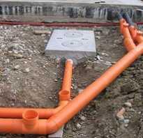 Труба канализационная 80 мм