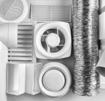 Воздуховоды из пластика для вентиляции
