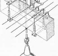 Монтаж электропроводки на изоляторах