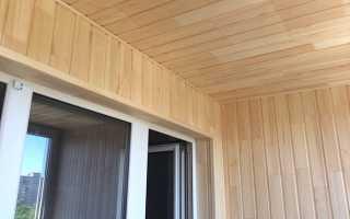 Как осуществить внутреннюю отделку балкона