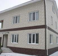 Варианты отделки фасада частного дома сайдингом фото