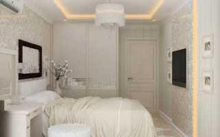 Шкаф в маленькую спальню