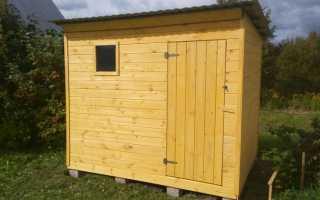 Чем дешевле покрыть крышу сарая