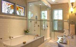 Зачем окно между кухней и ванной