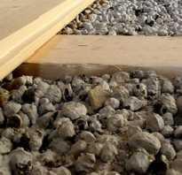 Утепление пола на балконе керамзитом