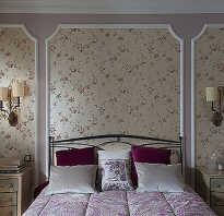 Для спальни обои в какой цвет