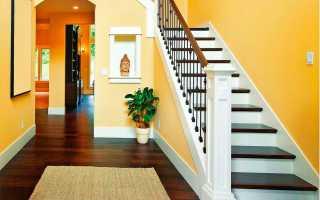 Дизайн лестниц в доме на второй этаж
