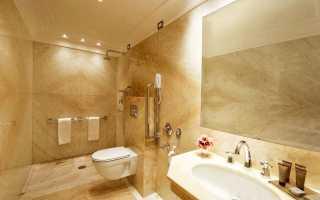 Ванная с мраморной плиткой фото дизайн