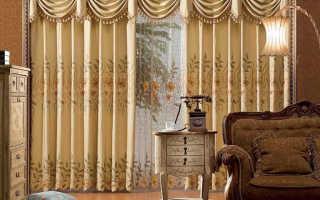 Как выбрать цвет штор в гостиную?